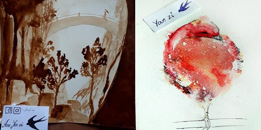 Spełniaj marzenia. Rozmowa z artystką, plastykiem Anią Jancy-Drygiel. pomysly na grafiki