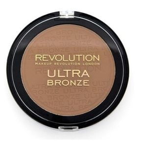 TOP 12- najlepsze tanie bronzery, róże i rozświetlacze. make up recolution ultra bronze