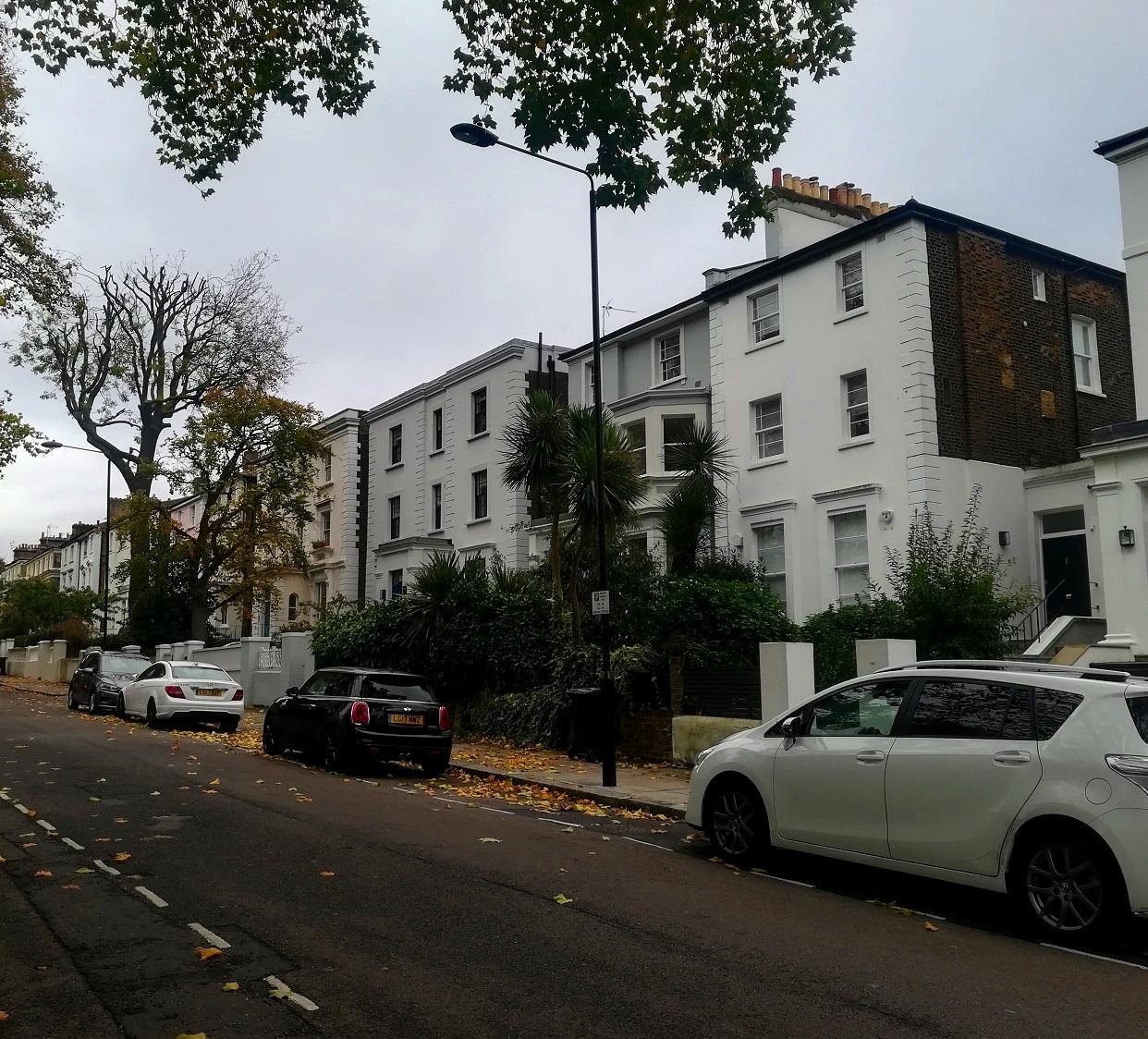 Za co kocham Londyn? 10 powodów do tego, aby zwiedzić Londyn. notting hill