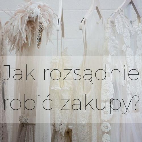 5 zasad mądrych zakupów ubrań. Jak rozsądnie robić zakupy? Moje błędy. tło
