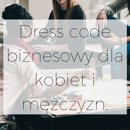 Dress code biznesowy dla kobiet i mężczyzn. tło
