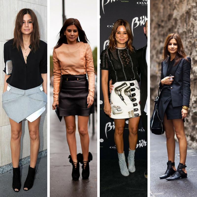 Uwielbiam jej styl! 3. Christine Centenera. ulica