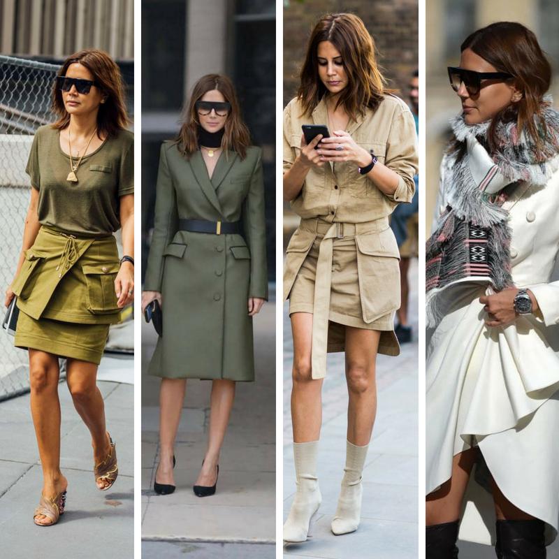 Uwielbiam jej styl! 3. Christine Centenera. czerń